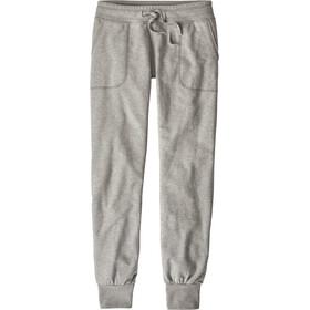 Patagonia Ahnya Pantalones Mujer, drifter grey